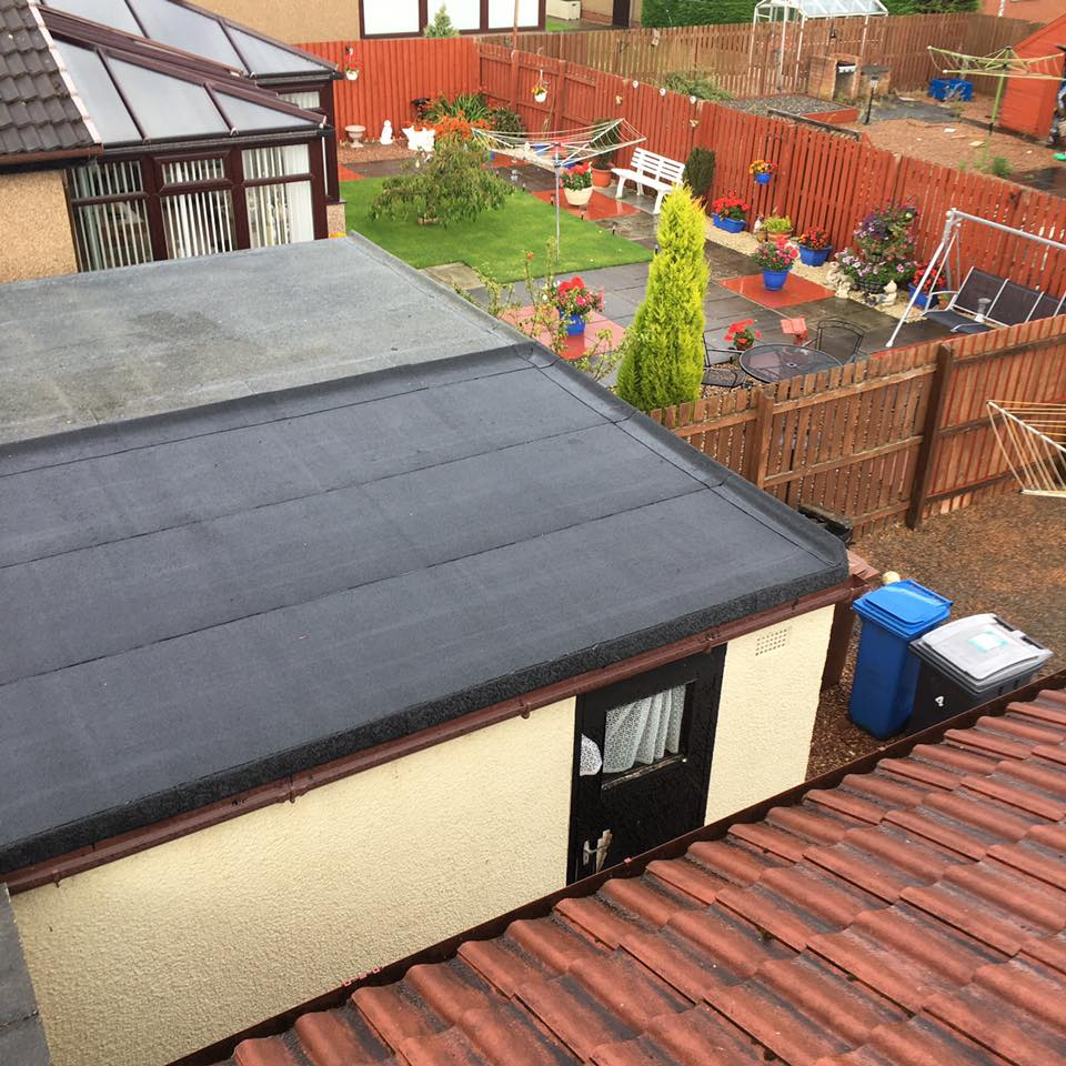 5 Rated Flat Roofing Kirkcaldy Fife Flat Roof